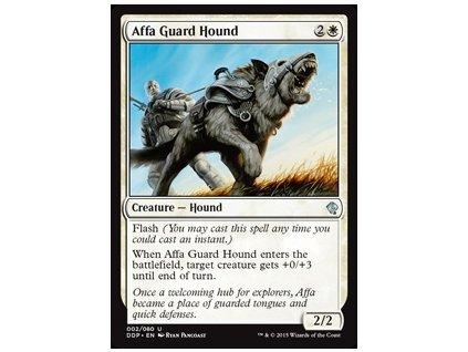 Affa Guard Hound (Foil NE, Stav Near Mint)