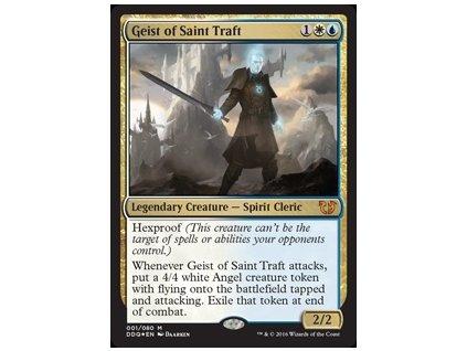 Geist of Saint Traft - DD FOIL (Foil NE, Stav Near Mint)