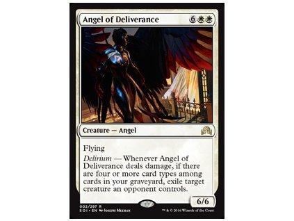 Angel of Deliverance (Foil ANO, Stav Near Mint)