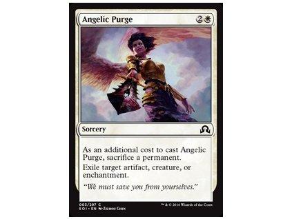 Angelic Purge (Foil ANO, Stav Near Mint)