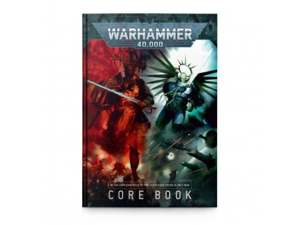 Warhammer 40.000 Core Rules 9th Edition - EN