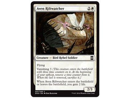 Aven Riftwatcher (Foil NE, Stav Near Mint)