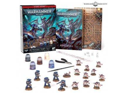 2012 warhammer 40 000 recruit edition starter set