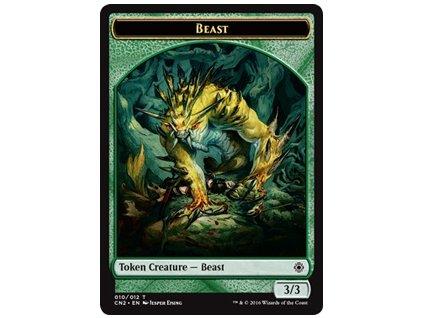 Beast Token (Foil NE, Stav Near Mint)