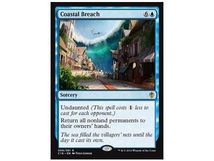 Coastal Breach (Foil NE, Stav Near Mint)