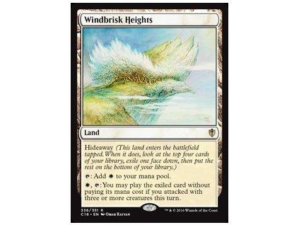 Windbrisk Heights (Foil NE, Stav Near Mint)