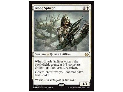 Blade Splicer (Foil NE, Stav Near Mint)