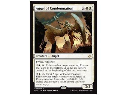 Angel of Condemnation (Foil NE, Stav Near Mint)