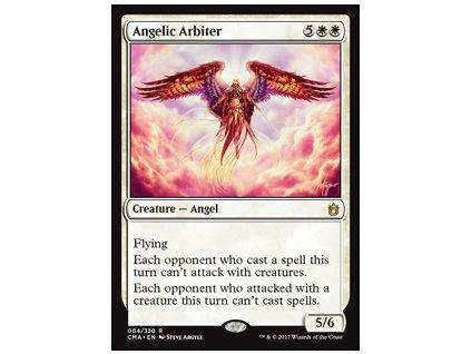 Angelic Arbiter (Foil NE, Stav Near Mint)