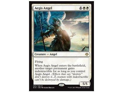 Aegis Angel (Foil NE, Stav Near Mint)