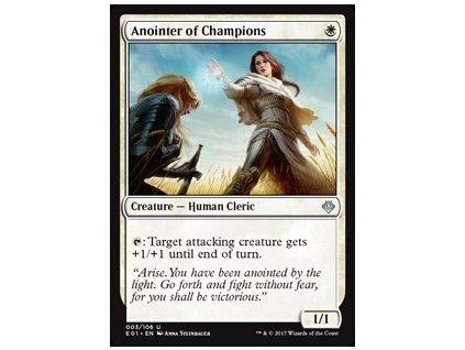 Anointer of Champions (Foil NE, Stav Near Mint)