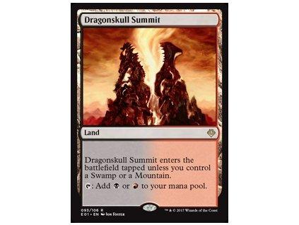 Dragonskull Summit (Foil NE, Stav Light Played)