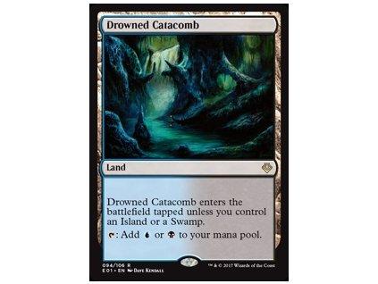 Drowned Catacomb (Foil NE, Stav Light Played)