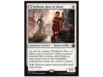 Kytheon, Hero of Akros - FTV FOIL (Foil NE, Stav Near Mint)