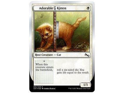 Adorable Kitten (Foil NE, Stav Near Mint)