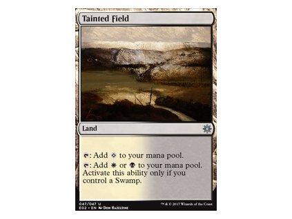 Tainted Field (Foil NE, Stav Near Mint)