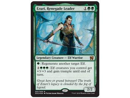 Ezuri, Renegade Leader (Foil NE, Stav Near Mint)
