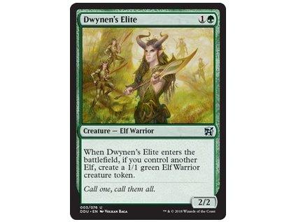 Dwynen's Elite (Foil NE, Stav Near Mint)