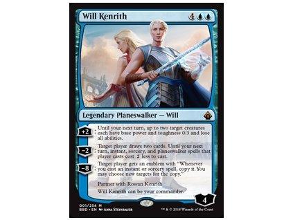 Will Kenrith (Foil NE, Stav Near Mint)