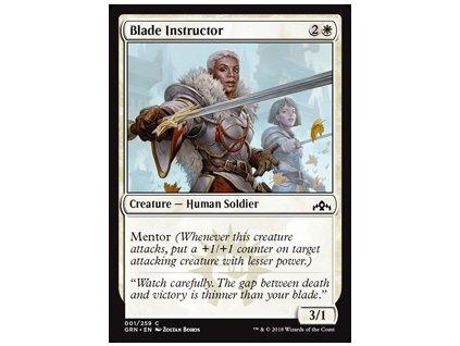 Blade Instructor (Foil ANO, Stav Near Mint)