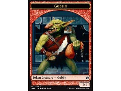 Goblin Token (Foil NE, Stav Near Mint)
