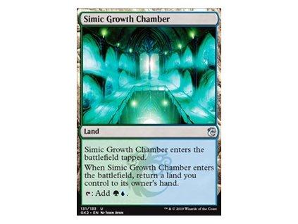 Simic Growth Chamber (Foil NE, Stav Near Mint)