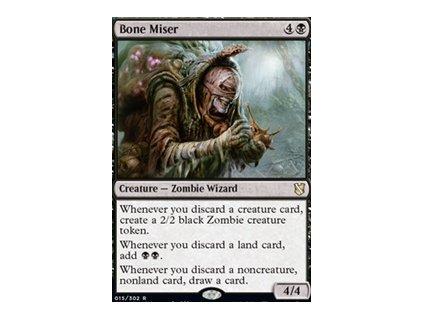 Bone Miser (Foil NE, Stav Near Mint)