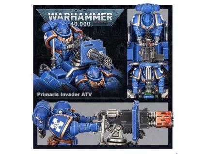 Adeptus Astartes - Primaris Invader ATV