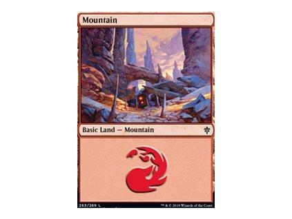 Mountain (Foil ANO, Stav Near Mint)