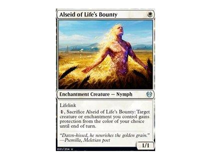 Alseid of Life's Bounty (Foil NE, Stav Near Mint)