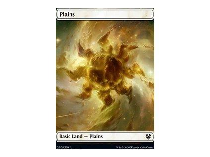 Plains - FULL ART (Foil ANO, Stav Near Mint)