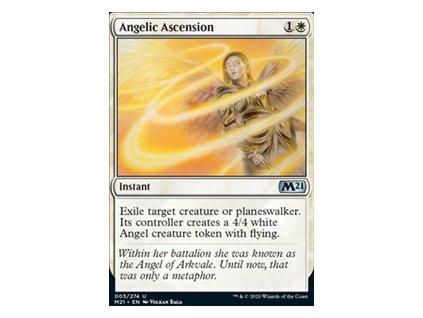Angelic Ascension (Foil NE, Stav Near Mint)