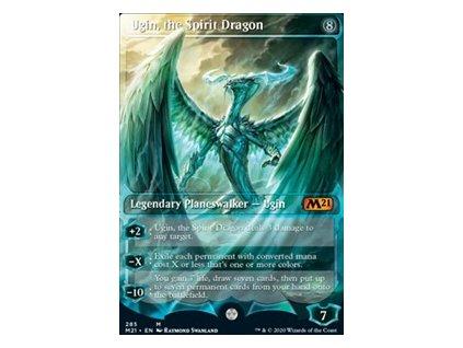 Ugin, the Spirit Dragon - EXTRA (Foil NE, Stav Near Mint)