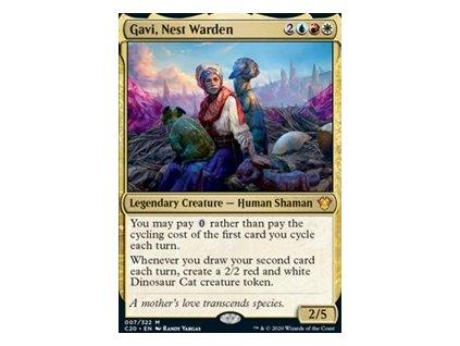 Gavi, Nest Warden (Foil NE, Stav Near Mint)