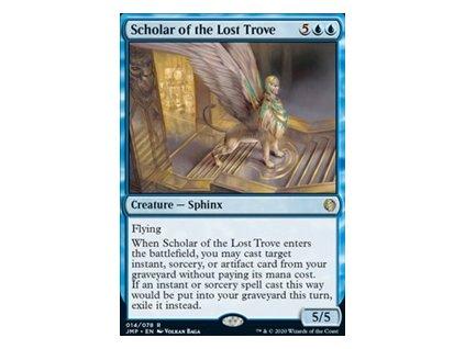 Scholar of the Lost Trove (Foil NE, Stav Near Mint)
