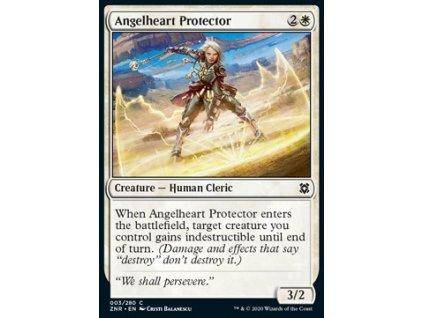 Angelheart Protector (Foil NE, Stav Near Mint)