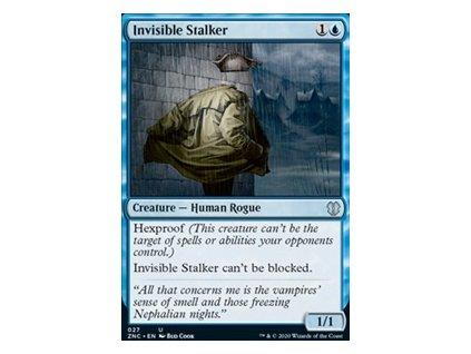Invisible Stalker (Foil NE, Stav Near Mint)