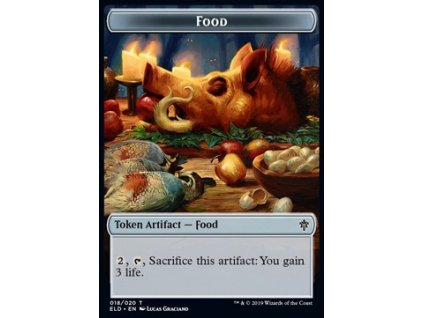 232562 food token