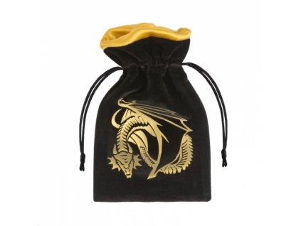 semisovy vacek na kostky zlaty drak original