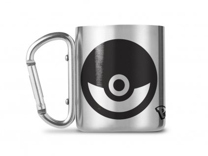 20522 pokemon carabiner mug poke ball gb eye