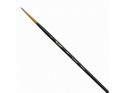 brush synthetic round roubloff №1 short handle 1s15
