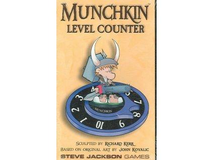 Munchkin — kovové počítadlo úrovní
