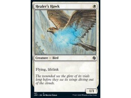 Healer's Hawk (Foil NE, Stav Near Mint)