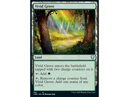 Vivid Grove - EXTRA