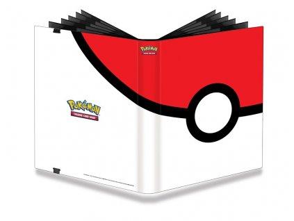 Album na karty Pokémon Pro Binder — Poké Ball