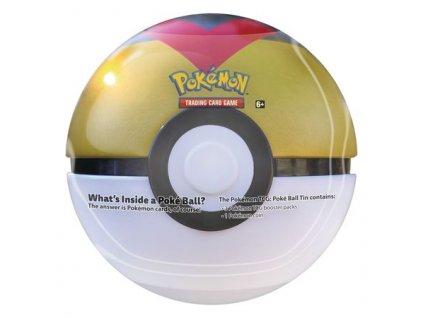 Pokémon — 2021 Tin Level Ball