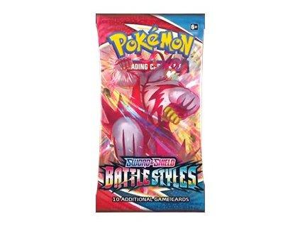 Pokémon Sword & Shield — Battle Styles Booster