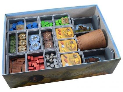 Insert na herní komponenty — Doba Kamenná/Stone Age