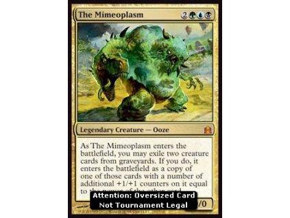 The Mimeoplasm - OVERSIZED