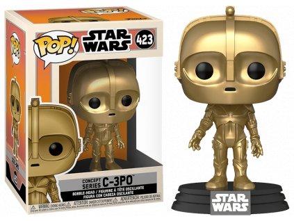 Star Wars Concept C 3PO